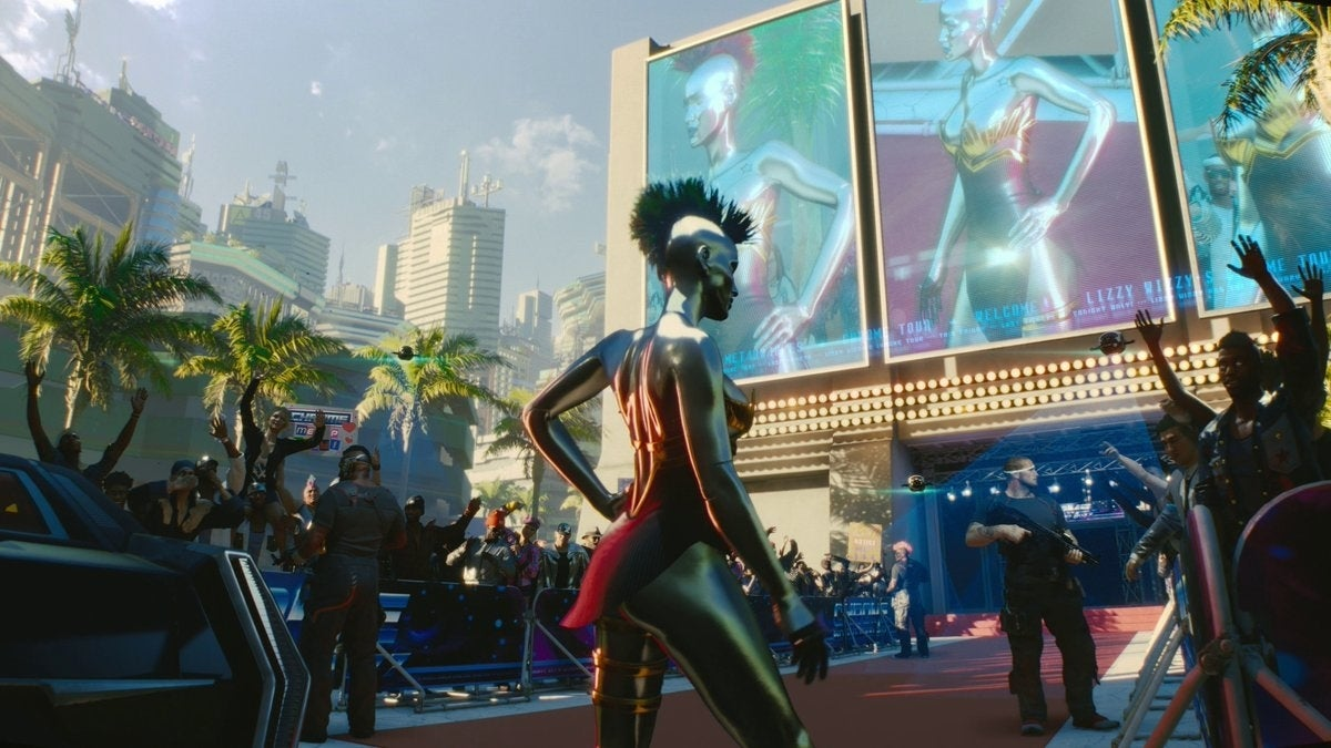 Cyberpunk 2077 Lets You Have Sex Quot Any Way You Want