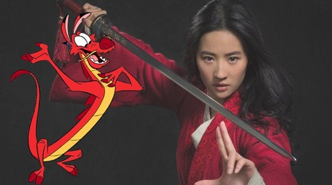 Disney Mulan First Look Image Reactions