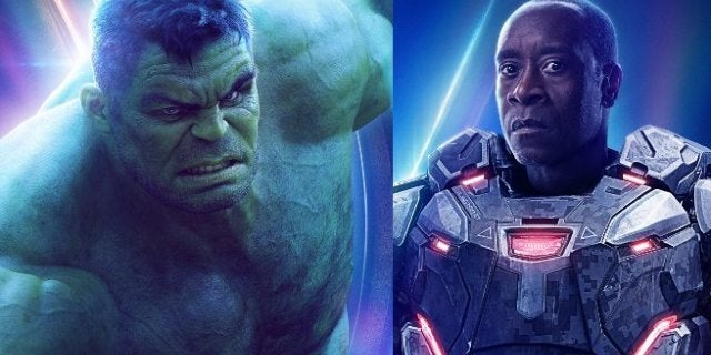 Don Cheadle Mark Ruffalo Avengers 3 Ending Spoilers