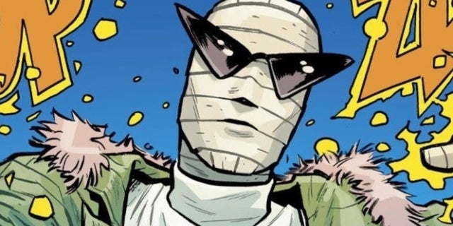 doom patrol negative man