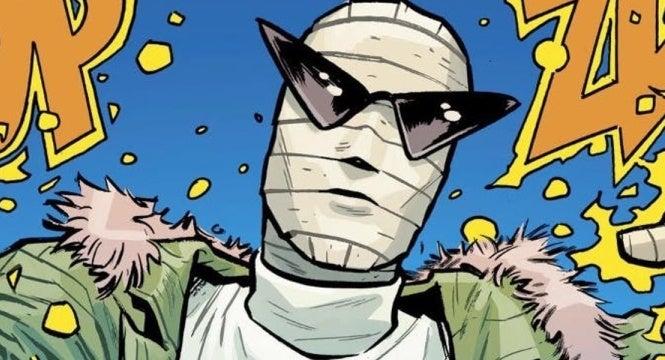 doom patrol negative man