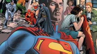 The Death of Superman Comic Book Tie-In