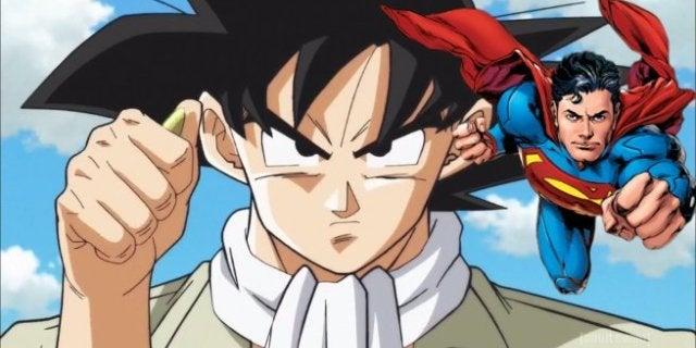 Dragon Ball Super Episode 77 Goku Superman