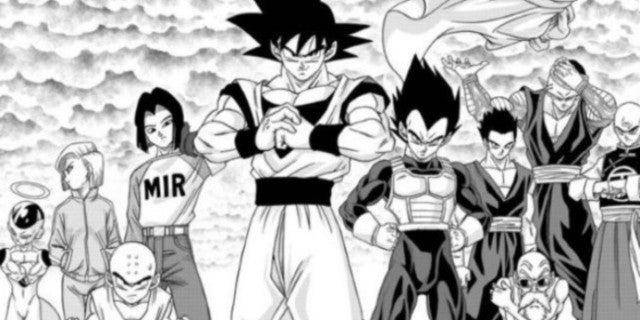 Dragon Ball Super Tournament Power Manga Better Anime