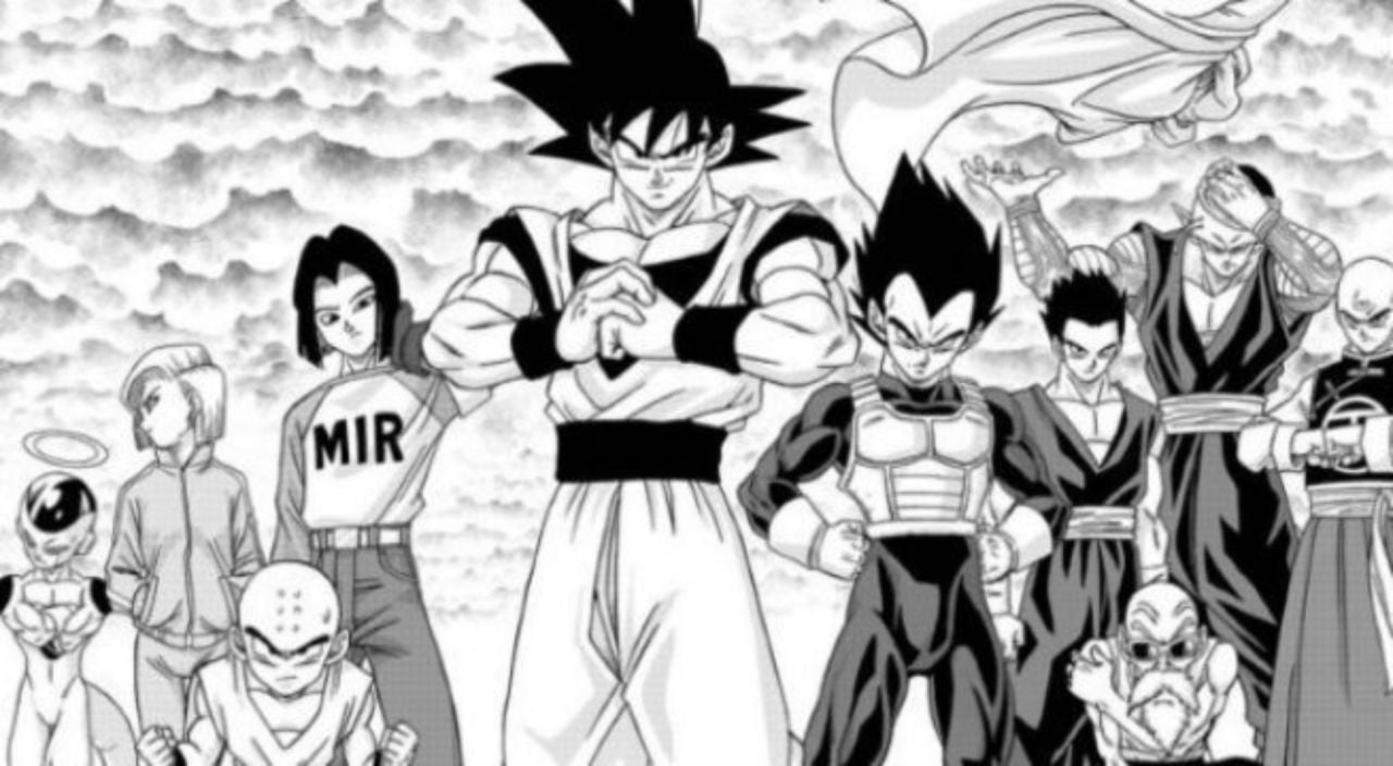Dragon Ball Super Tournament Power Manga Better Anime