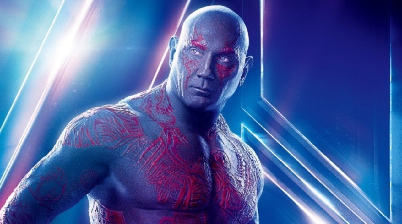 Marvel Star Dave Bautista Says He Would Quit Drax Role to See Standalone Movie Made