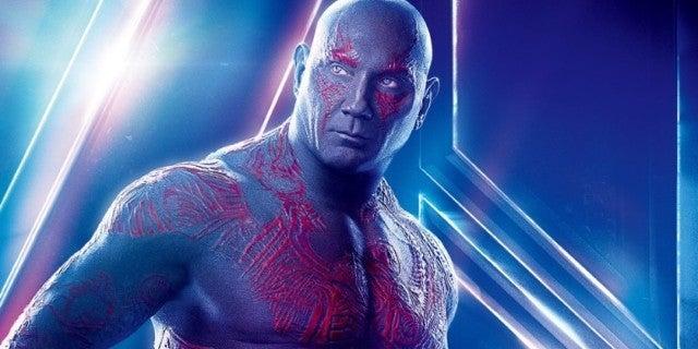 Drax Infinity War