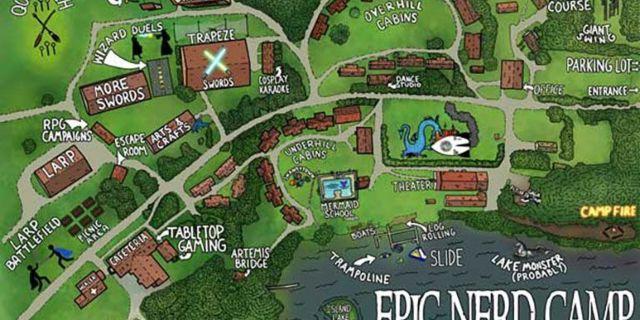 epic nerd camp