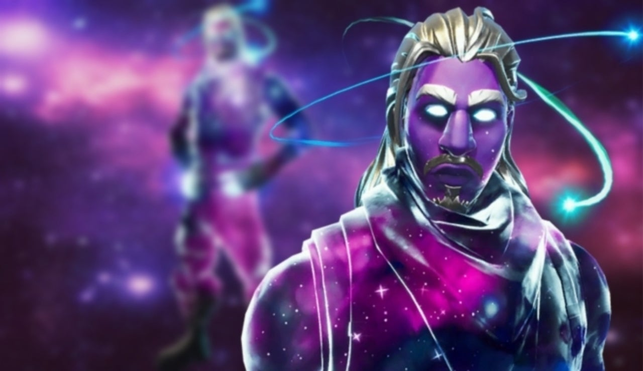 Fortnite galaxy skin how to get