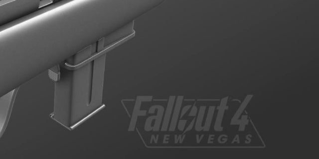 fallout 4 new vegas rifle