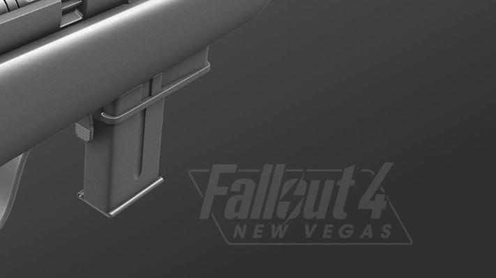 fallout 4 new vegas rifle