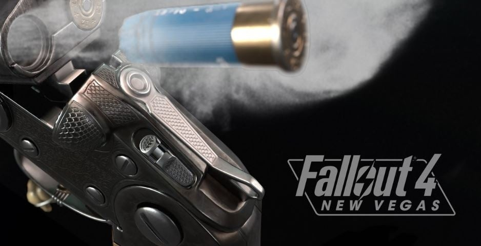 fallout 4 new vegas weapons