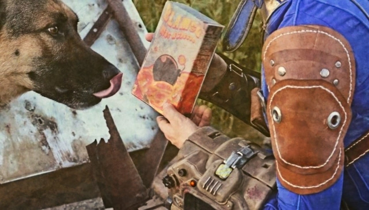 This Incredible Fallout 4 Cosplay Even Features the Adorable