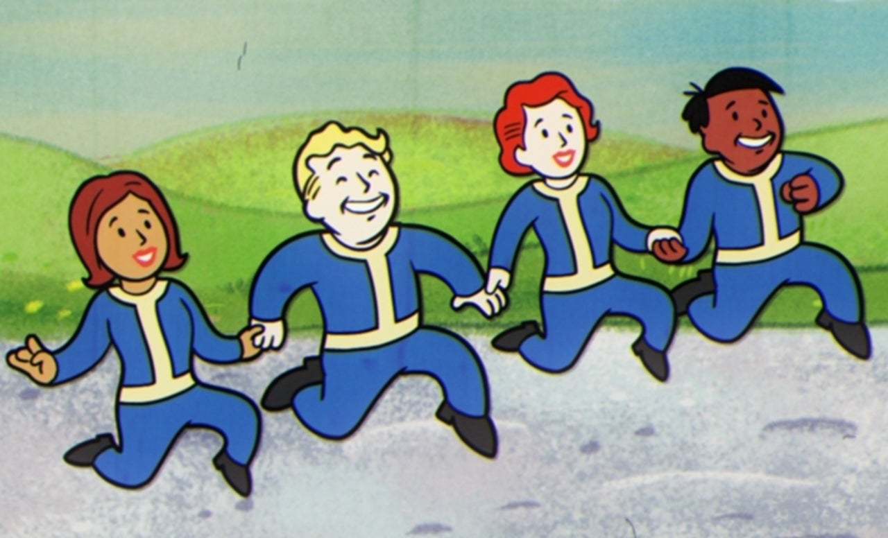 Fallout 76' Players Have Found a Way to Run Super Fast