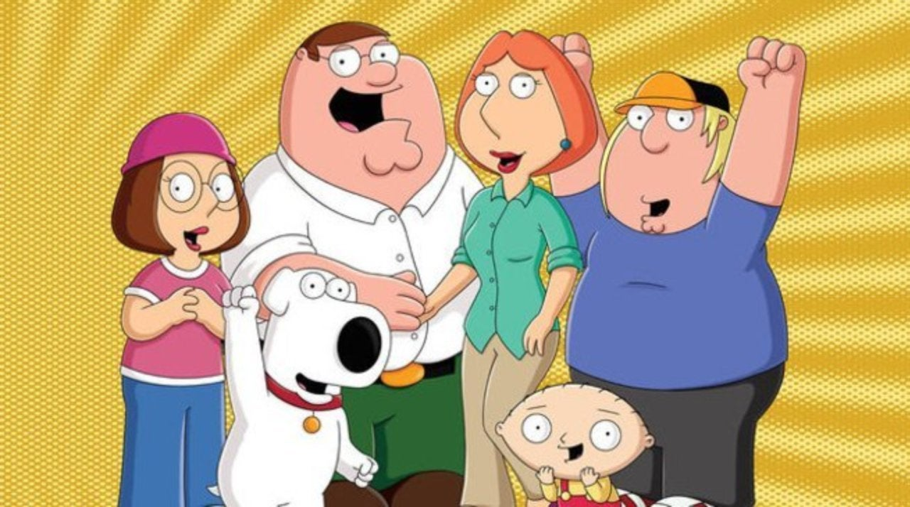 family guy movie mixing live action and animation reportedly in the