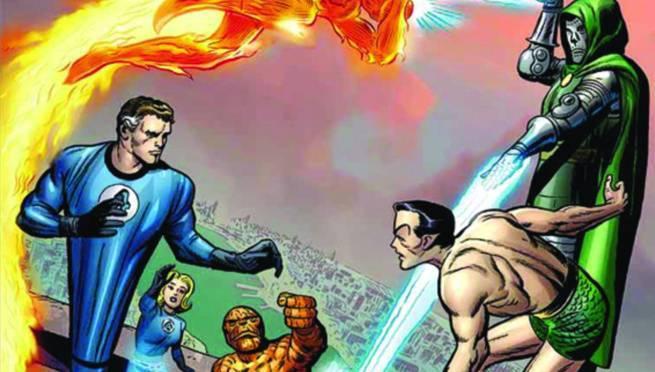 Fantastic Four Heart of Marvel - World's Greatest Comics Magazine