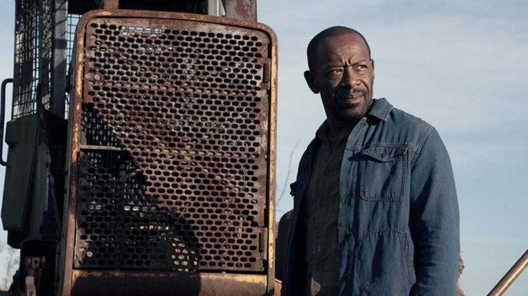 Fear The Walking Dead 4B Morgan