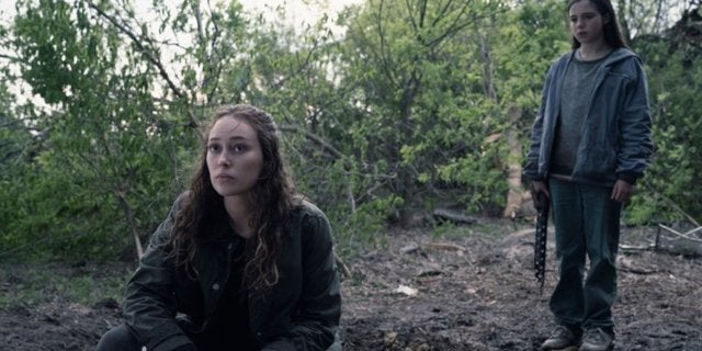 Fear The Walking Dead Alicia Charlie