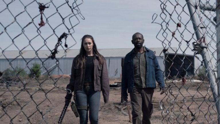 Fear The Walking Dead Alicia Morgan