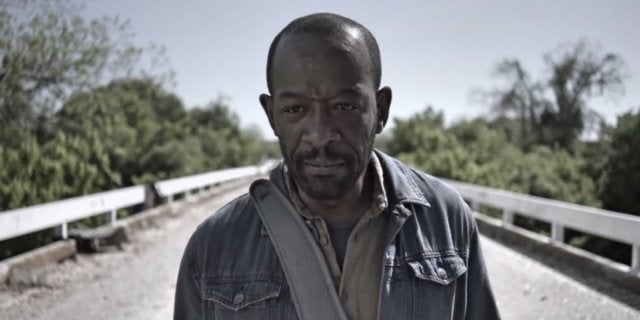 Here's the Real Reason Morgan Moved to 'Fear The Walking Dead'