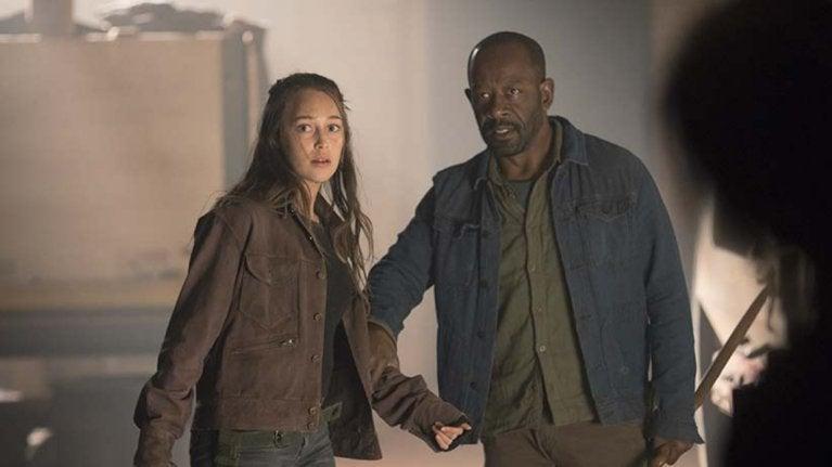 Fear The Walking Dead Morgan Alicia