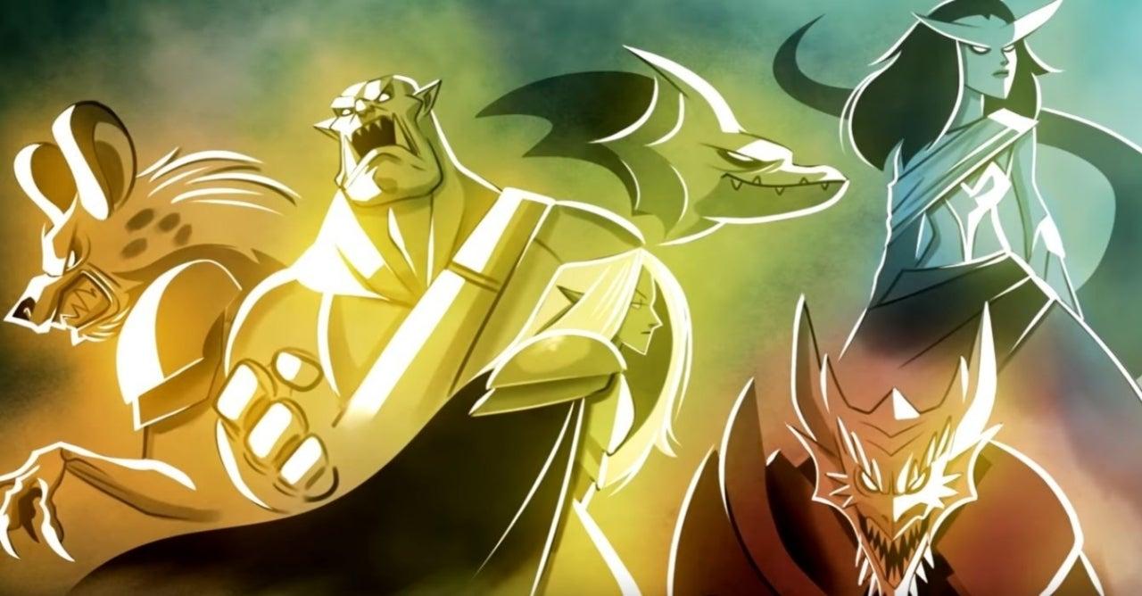 New Dungeons & Dragons Forgotten Realms Lore Video ft  Matt