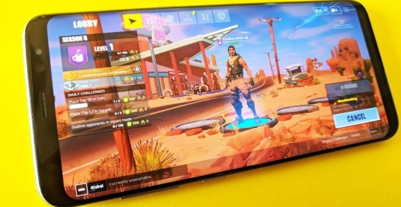 Fortnite: Android, iOS, Nintendo Switch Versions Go Head-to