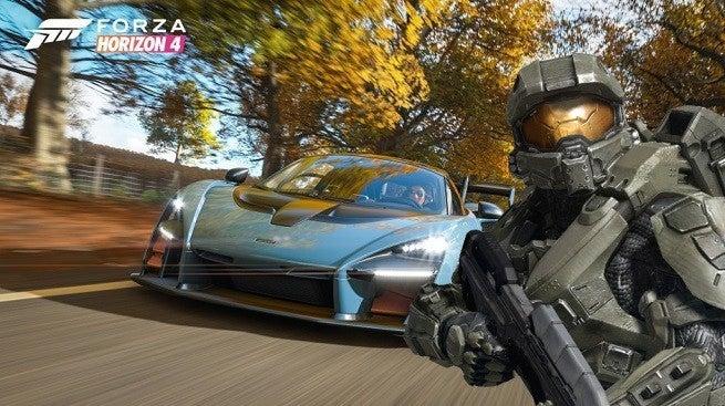 Forza Horizon 4 Halo