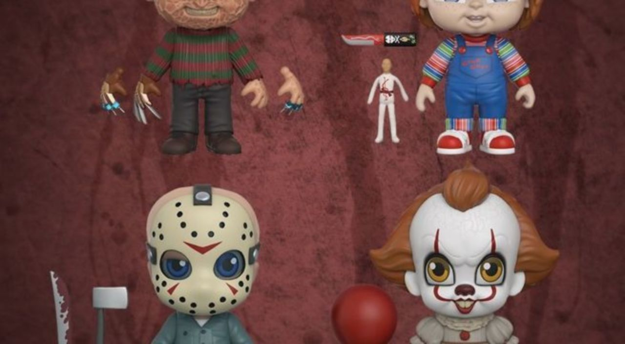 Funko Launches 5 Star Horror Figures of Freddy, Jason, Chucky and ...