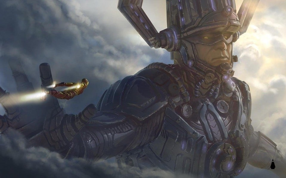 Fan Creates Awesome Concept Art of Galactus in the Marvel Cinematic