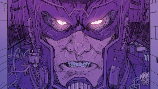 Galactus Returns to Fantastic Four - Cover