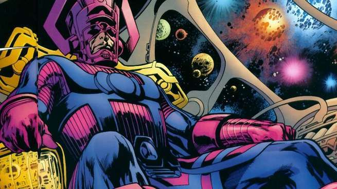 Galactus Returns to Fantastic Four - Showdown