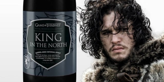 game of thrones jon snow beer