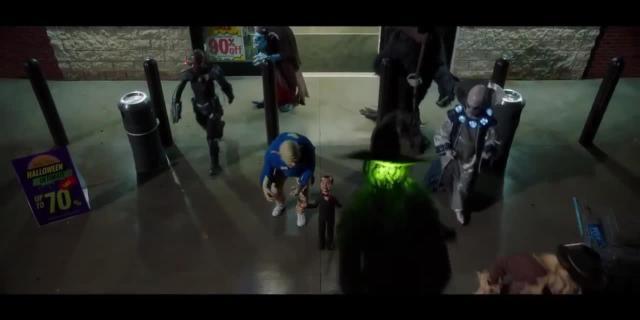 Goosebumps 2: Haunted Halloween - International Trailer screen capture