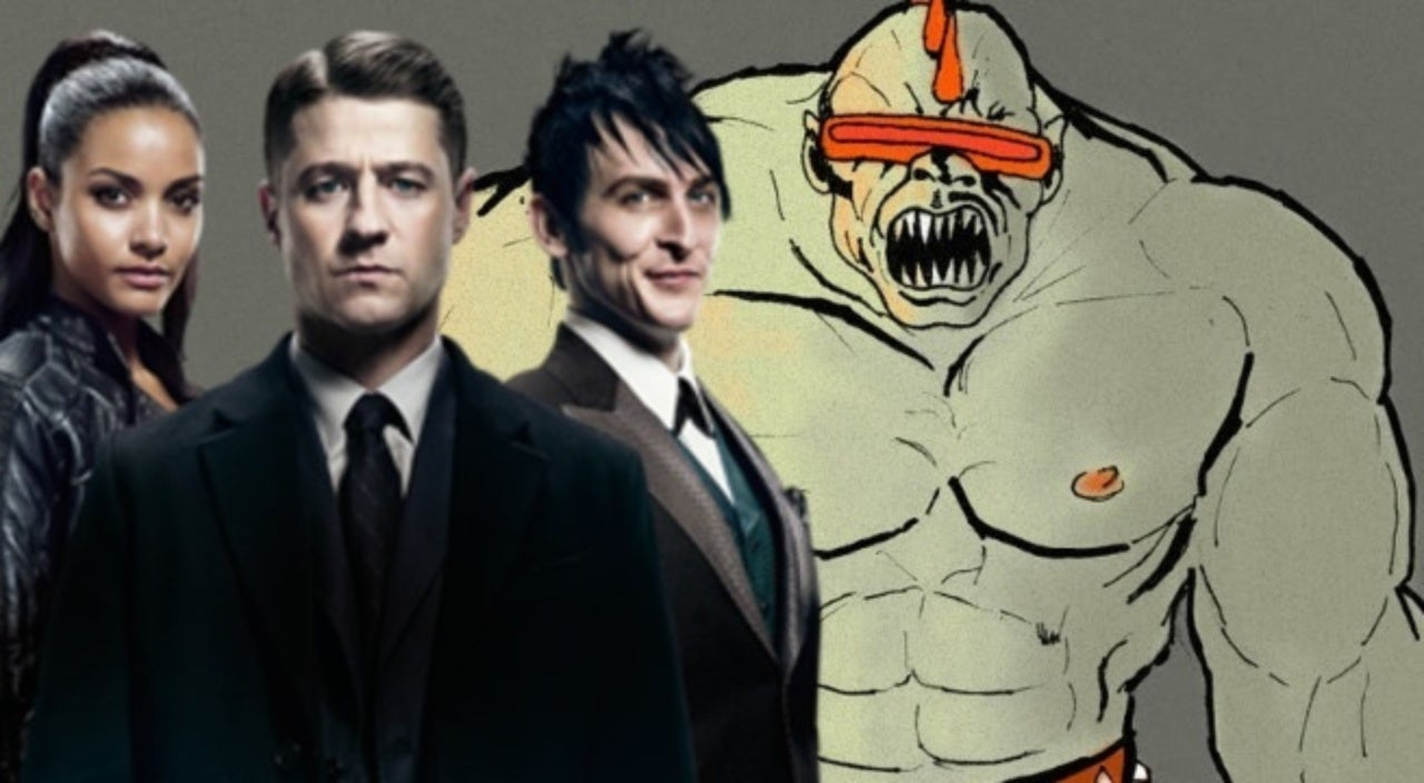 Gotham' Season 5 Set Photos Reveal the Mutant Leader