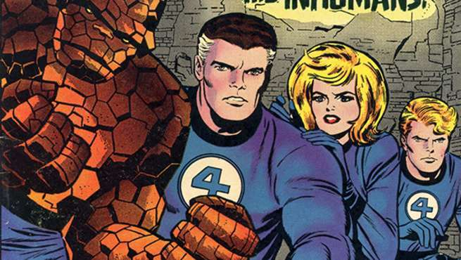 Greatest Fantastic Four Creators - Cover