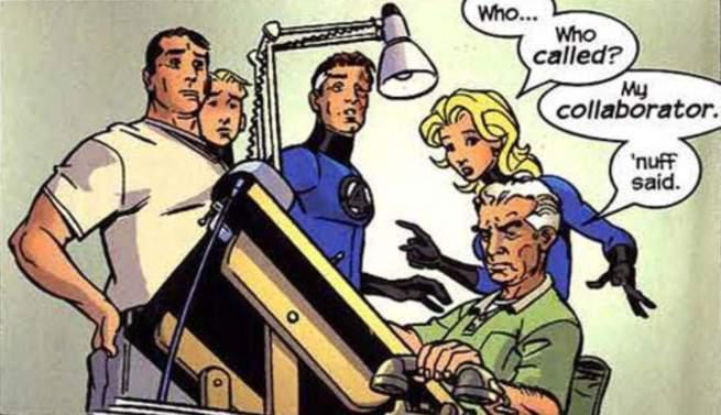 Greatest Fantastic Four Creators - Mike Wieringo