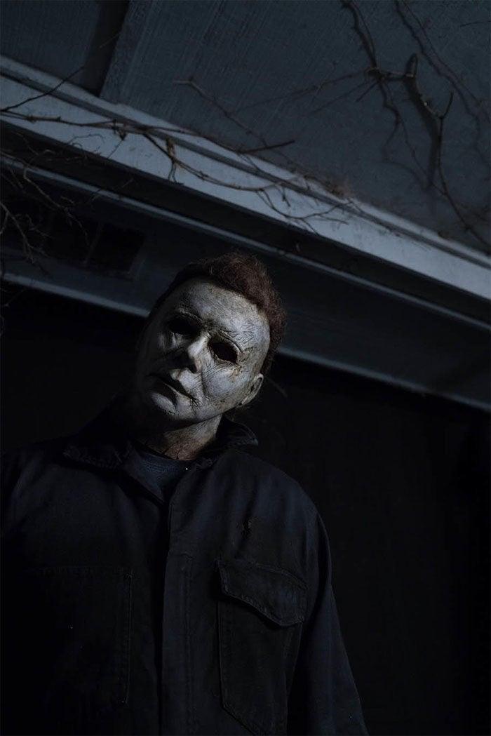 New Halloween Image Reveals Michael Myers Closeup