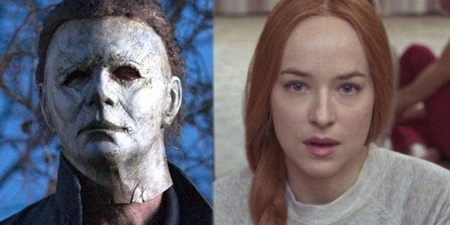 halloween movie suspiria michael myers dakota johnson