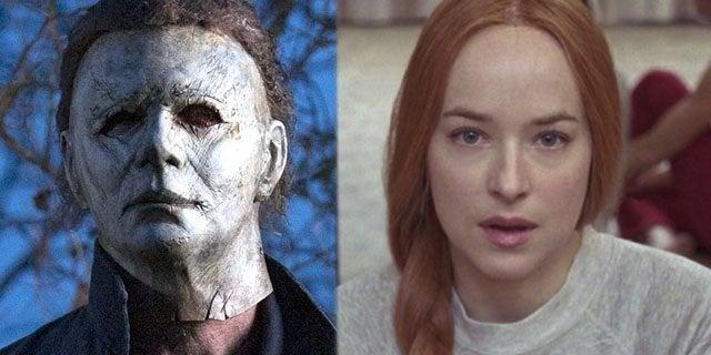 halloween movie suspiria michael myers dakota johnson