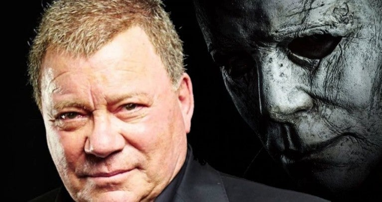 Halloween William Shatner COMICBOOKCOM