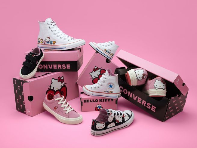 How to shop the Hello Kitty x Converse collection | London
