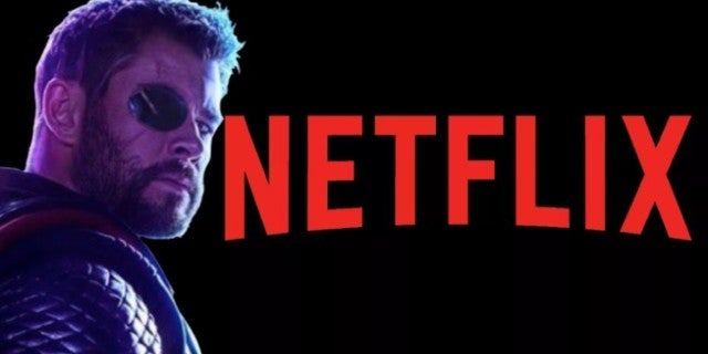 Hemsworth Thor Netflix