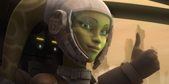 hera syndulla star wars rebels vanessa marshall