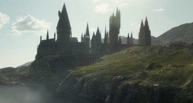 hogwarts fantastic beasts harry potter