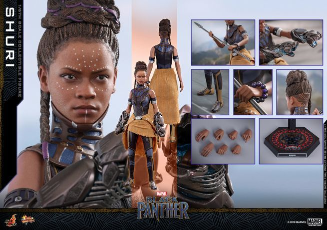 Hot Toys - Black Panther - Shuri collectible figure_PR25