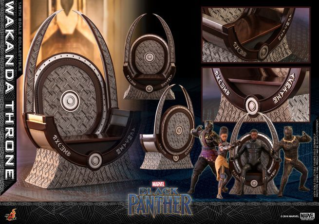 Hot Toys - Black Panther - Wakanda Throne Collectible_PR12