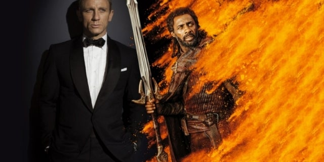 Idris Elba James Bond comicbookcom