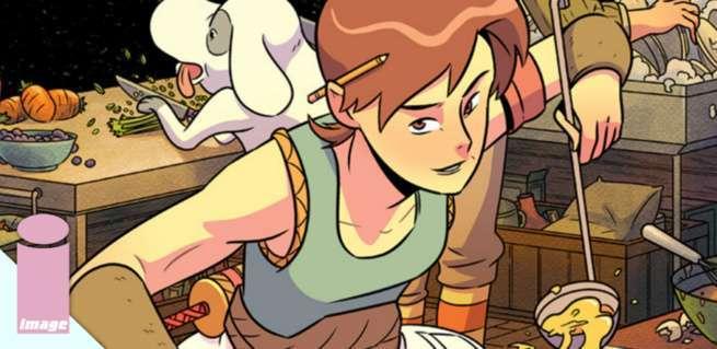 Image Comics Recommendations After Saga - Flavor
