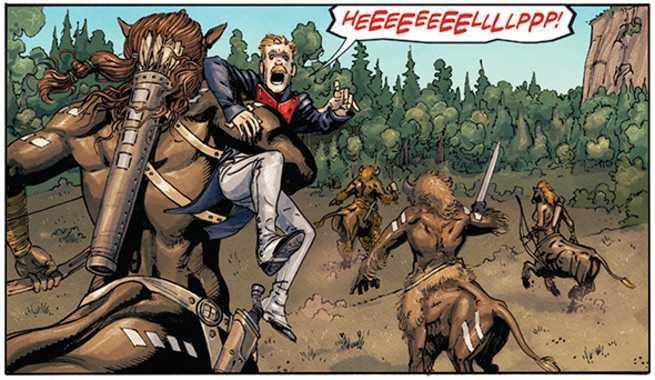 Image Comics Recommendations After Saga - Manifest Destiny